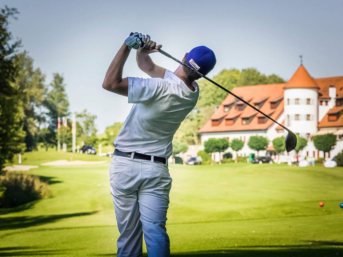 Golfplatz Weissenberg in Deutschland
