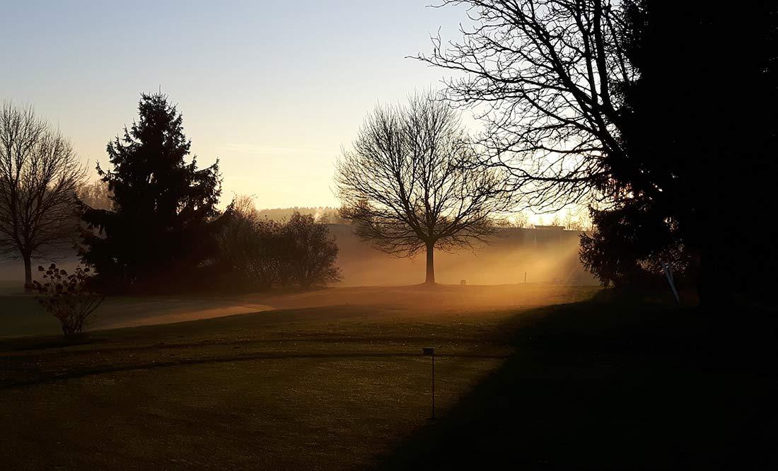 Wohlfühlqualität - Golfplatz Ravensburg