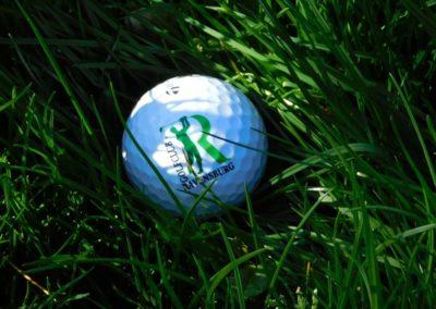 Golfball - Golfplatz Ravensburg